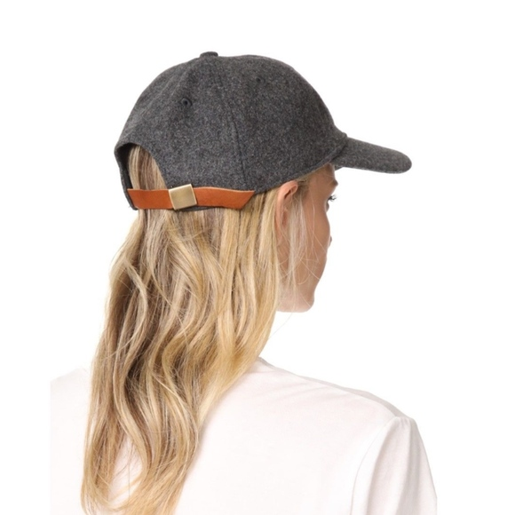 74033f6f8e2ad2 Madewell Accessories | Wool Blend Baseball Cap | Poshmark